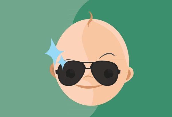Devriez-vous mettre des lunettes de soleil à vos enfants en bas âge ?